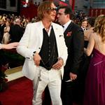 Mickey Rourke at the Oscar 2009 33369