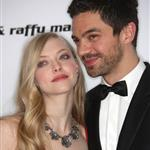 Amanda Seyfried and Dominic Cooper at Elton John's party 33373
