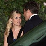 Reese Witherspoon and Jake Gyllenhaal at Vanity Fair Oscar after party 33647