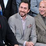 Demian Bichir attends the 84th Academy Awards Nominations Luncheon 105108