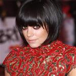 Lily Allen at the Brit Awards the other night 55383