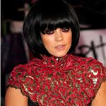 Lily Allen at the Brit Awards the other night 55384