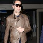 Clive Owen arrives at LAX 55933