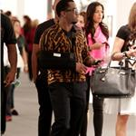Diddy at Art Basel Miami Beach 99546