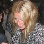 Gwyneth Paltrow has dinner with Sir Philip Green 88760
