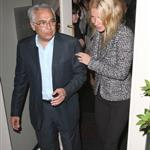 Gwyneth Paltrow has dinner with Sir Philip Green 88762