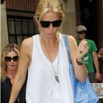 Gwyneth Paltrow Faith Hill have lunch in New York August 2010  66945