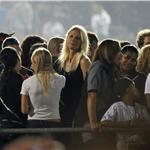 Gwyneth Paltrow at Jay-Z/Eminem show 68948