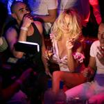 Pamela Anderson celebrates 41st birthday by skanking it up in Vegas 22154