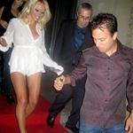 Pamela Anderson brings nipples to Montreal 21242