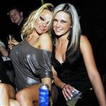 Pamela Anderson parties at Primal in Atlanta  31632