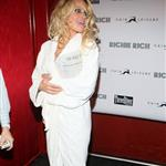 Pamela Anderson classes it up for Richie Rich at New York Fashion Week 33128
