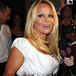 Pamela Anderson launches her new perfume in Fort Lauderdale 50298