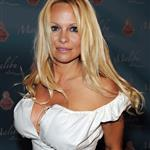 Pamela Anderson launches her new perfume in Fort Lauderdale 50300