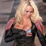 Pamela Anderson walks for Vivienne Westwood Paris Fashion Week  34412