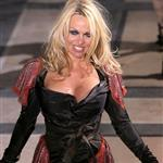 Pamela Anderson walks for Vivienne Westwood Paris Fashion Week  34414