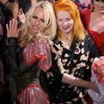 Pamela Anderson walks for Vivienne Westwood Paris Fashion Week  34416