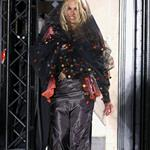 Pamela Anderson walks for Vivienne Westwood Paris Fashion Week  34402