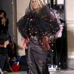 Pamela Anderson walks for Vivienne Westwood Paris Fashion Week  34403