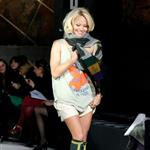 Pamela Anderson walks for Vivienne Westwood Paris Fashion Week  34408