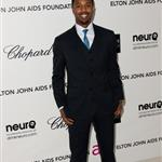 Michael B Jordan at The 20th Annual Elton John AIDS Foundation's Oscar Viewing Party 107805