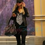 Ebola Paris Hilton arrives in Vancouver to shoot Supernatural 45393