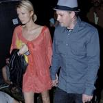 Paris Hilton Benji Madden at Coachella 19889