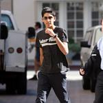 Dev Patel in LA yesterday 30744