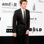 Robert Pattinson at amfAR in Cannes on Thursday night 39610