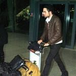 Robert Pattinson arriving in London for Twilight UK premiere 28401