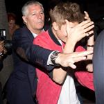 Robert Pattinson parties on the Justin Bieber party bus with Katy Perry and Selena Gomez 119106