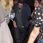 Robert Pattinson parties on the Justin Bieber party bus with Katy Perry and Selena Gomez 119109