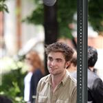 Robert Pattinson on the set of Remember Me 42241