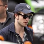 Robert Pattinson on set of Remember Me in New York  42695