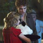 Robert Pattinson and Emilie de Ravin shoot date scene for Remember Me 41738