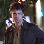 Robert Pattinson and Emilie de Ravin shoot date scene for Remember Me 41747