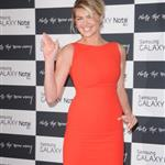 Kate Upton at the launch of the Samsung Galaxy Note 10.2 123618