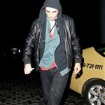 Robert Pattinson after Jackson Rathbone's private party  47793