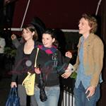 New Moon cast at Robert Pattinson's birthday in Vancouver 39111