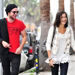 Robert Pattinson and Camilla Belle having lunch fueling speculation they are dating 28404