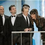 Paz de la Huerta and the cast of Boardwalk Empire at the SAG Awards 2011 77892
