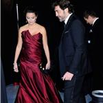 Penelope Cruz and Javier Bardem at the Oscars 2010  56313