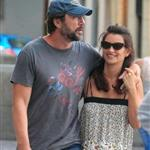 Penelope Cruz and Javier Barden dine with friends in Madrid 121058