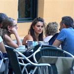 Penelope Cruz and Javier Barden dine with friends in Madrid 121060