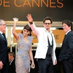 Johnny Depp Penelope Cruz Pirates of the Caribbean 4 in Cannes 85459