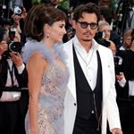 Johnny Depp Penelope Cruz Pirates of the Caribbean 4 in Cannes 85460