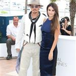 Johnny Depp Penelope Cruz Pirates of the Caribbean 4 in Cannes 85466