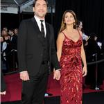 Penelope Cruz and Javier Bardem at Oscars 2011  80376