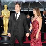 Penelope Cruz and Javier Bardem at Oscars 2011  80379