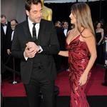 Penelope Cruz and Javier Bardem at Oscars 2011  80380